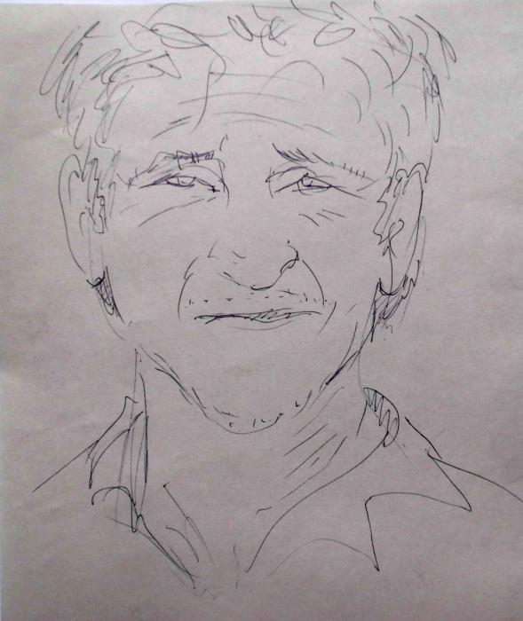 Sean Penn by vosstokv